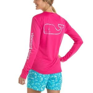 Vineyard Vines performance long sleeve